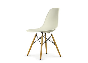DSW Plastic Side Chair (Ausstellungsstück)