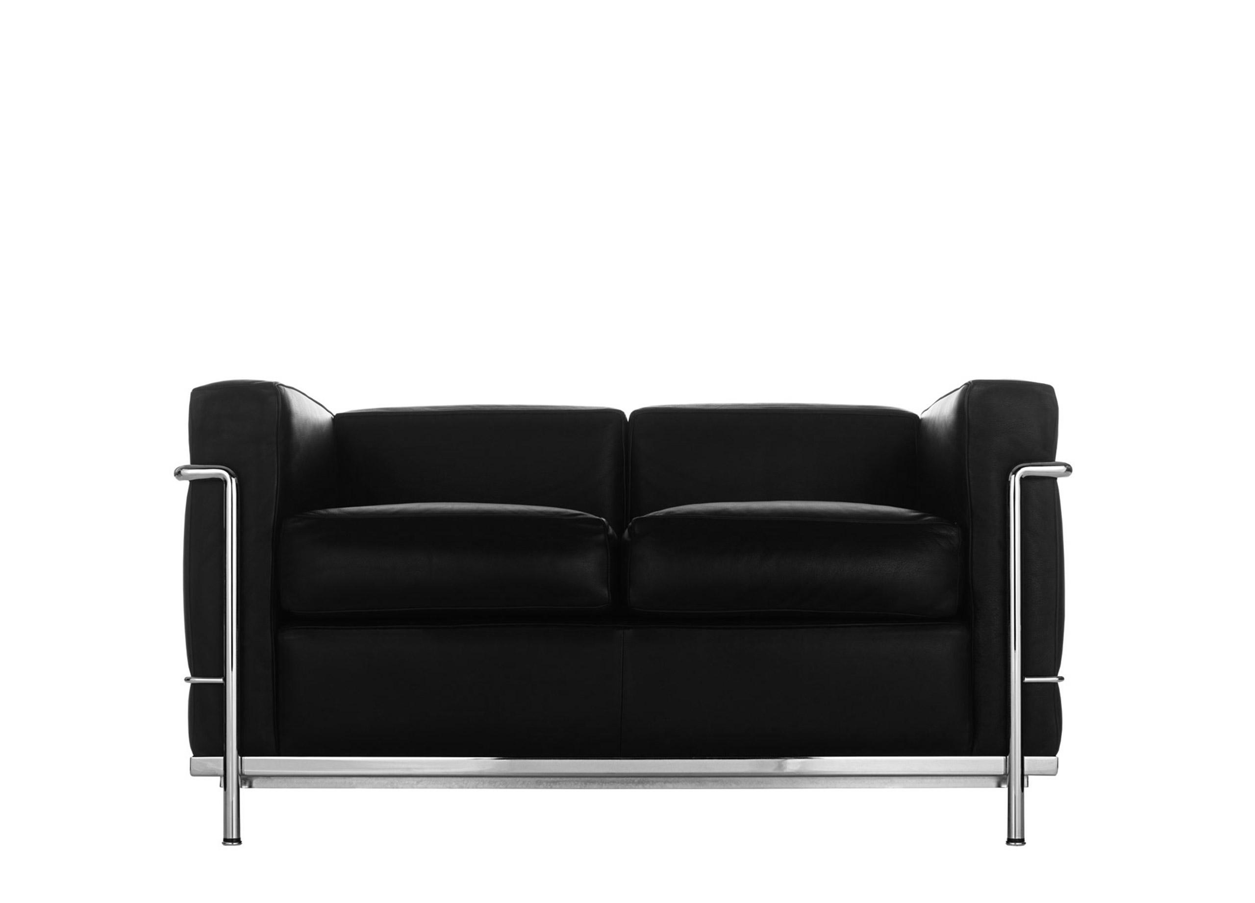 cassina lc2 zweisitzer the qvest shop. Black Bedroom Furniture Sets. Home Design Ideas