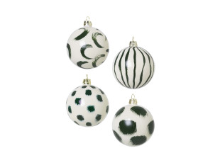 Ornaments Christbaumkugeln