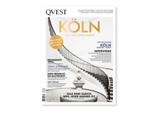 Qvest Metropolen Issue N°3 Köln