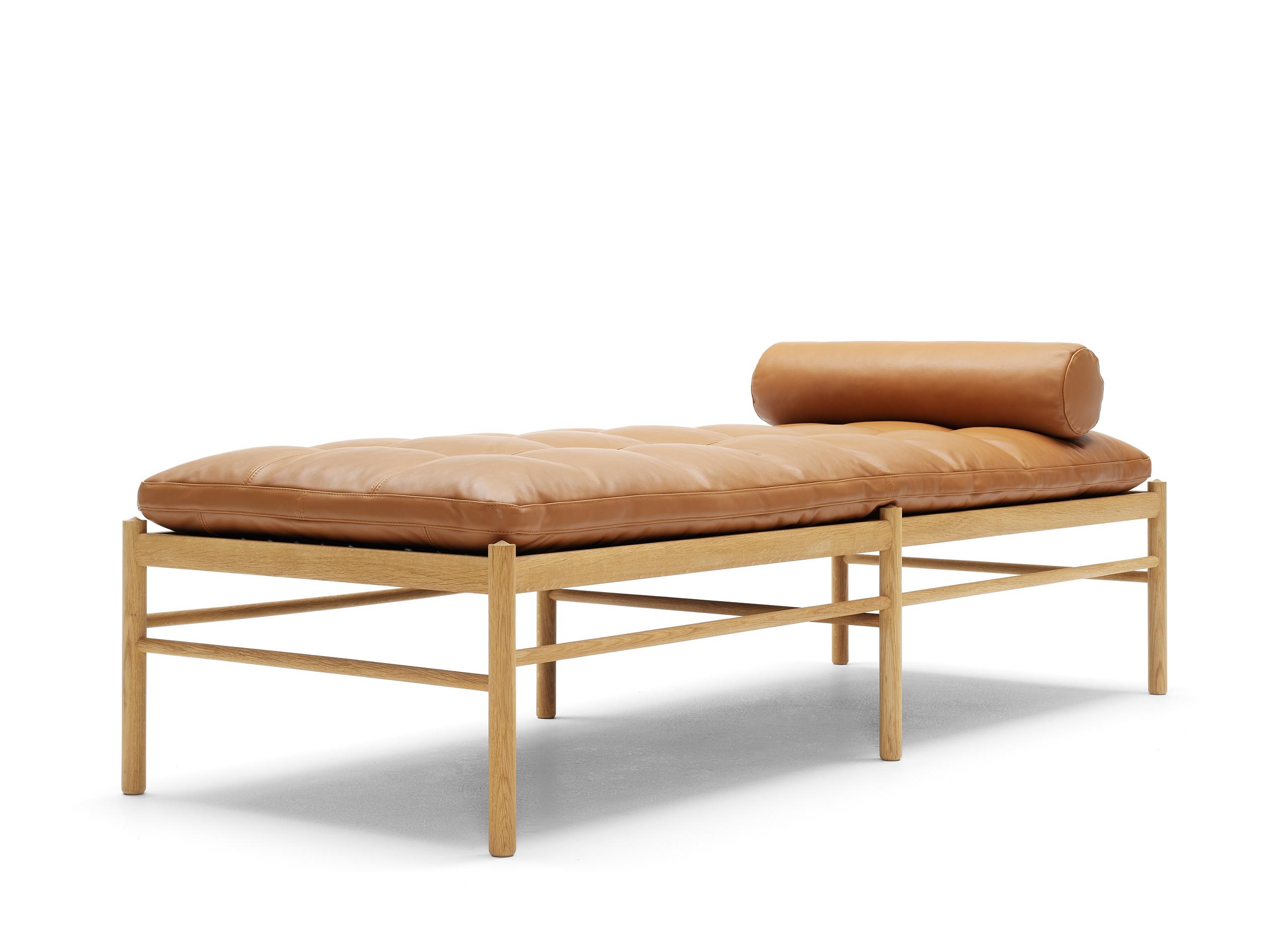 carl hansen s n ow150 daybed versandkostenfrei. Black Bedroom Furniture Sets. Home Design Ideas