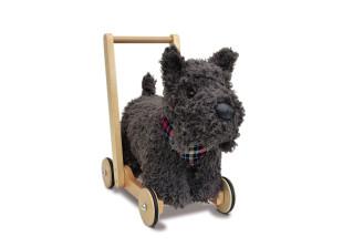 Scottie Dog Aufsitzspielzeug