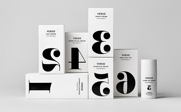 Die Verso Hautpflege Kollektion aus Schweden