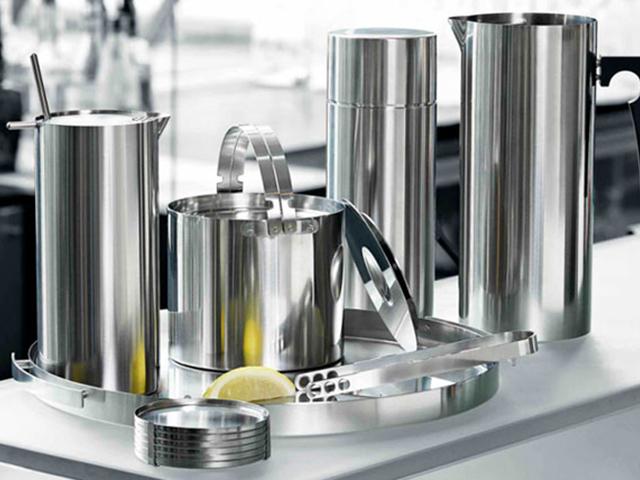 Die preisgekrönte Cylinda-line von Arne Jacobsen