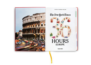 NYT, 36 Hours: Europa