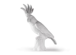 Kakadu Porzellanfigur