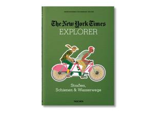 New York Times Explorer: Straßen, Schienen & Wasserwege