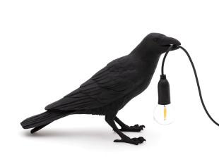 Bird Lamp Waiting Tischleuchte