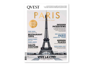 Qvest Metropolen Issue N°1 Paris