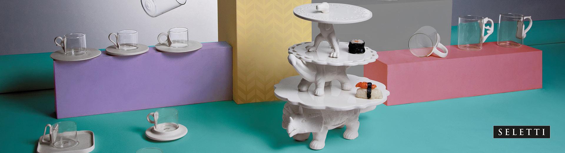 Seletti - Steht für kreatives, kunstfertiges italienisches Design