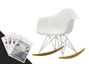 Qvest Special: RAR Schaukelstuhl + 4 Qvest Magazine