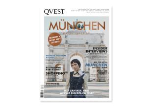 Qvest Metropolen Issue N°5 München