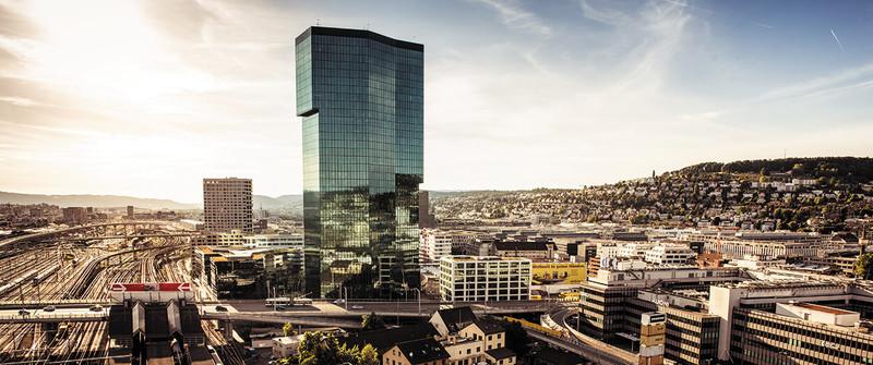 Prime Tower, Zürichs höchster Turm