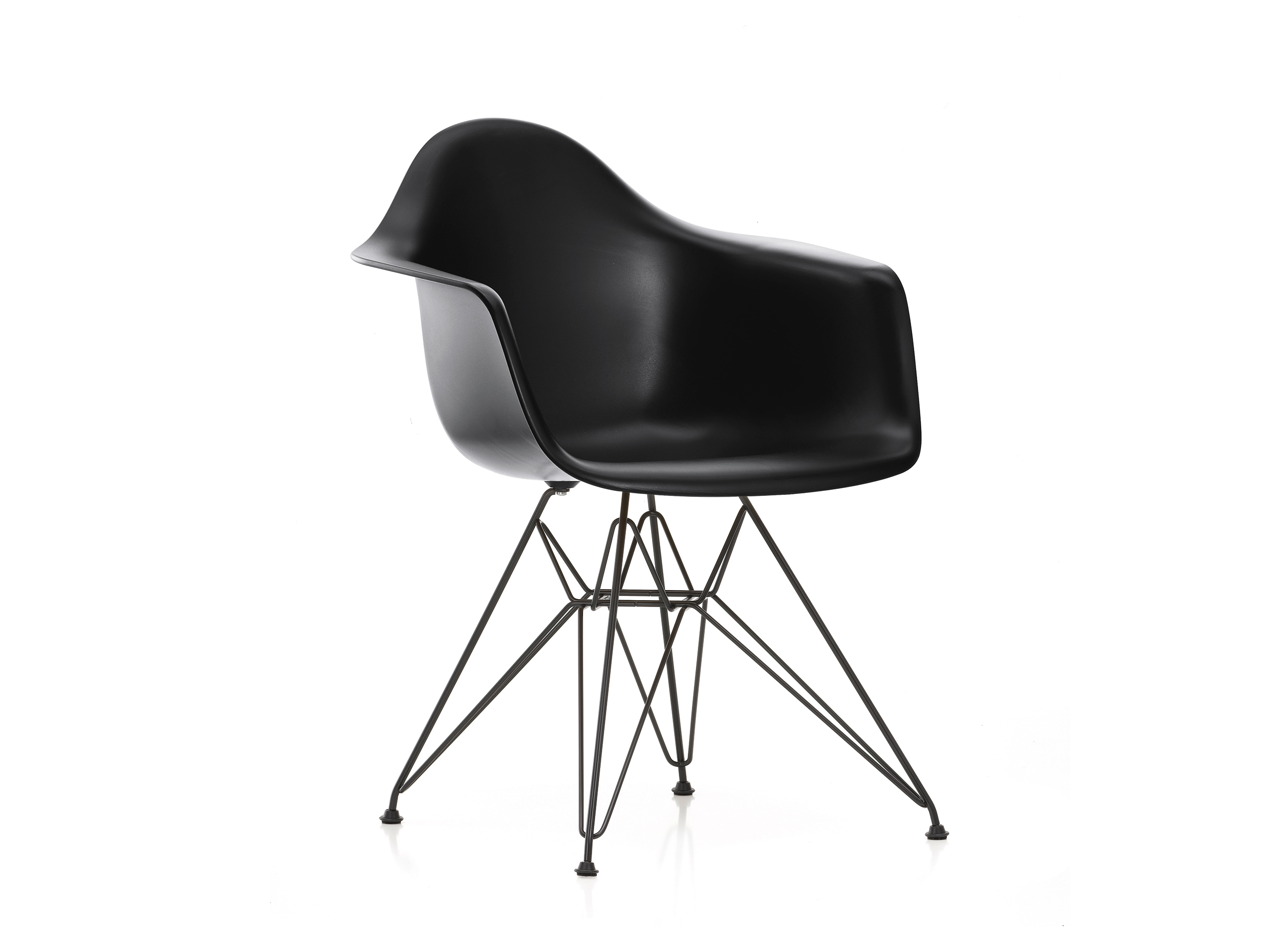 Eames Plastic Armchair : Vitra eames plastic armchair dar charles ray eames