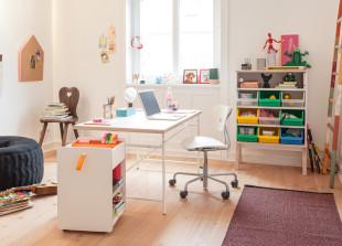 Famille Garage kleine Kunststoffboxen