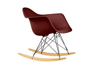 Eames Plastic Armchair RAR Schaukelstuhl