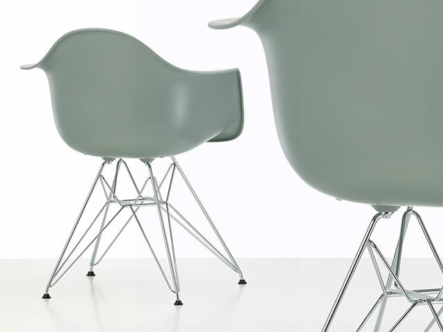 DSR Eames Plastic Armchair