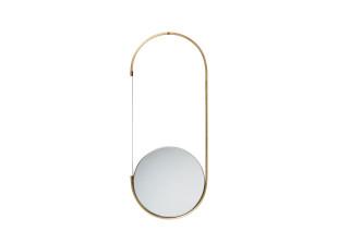 Hanging Mirror Spiegelskulptur