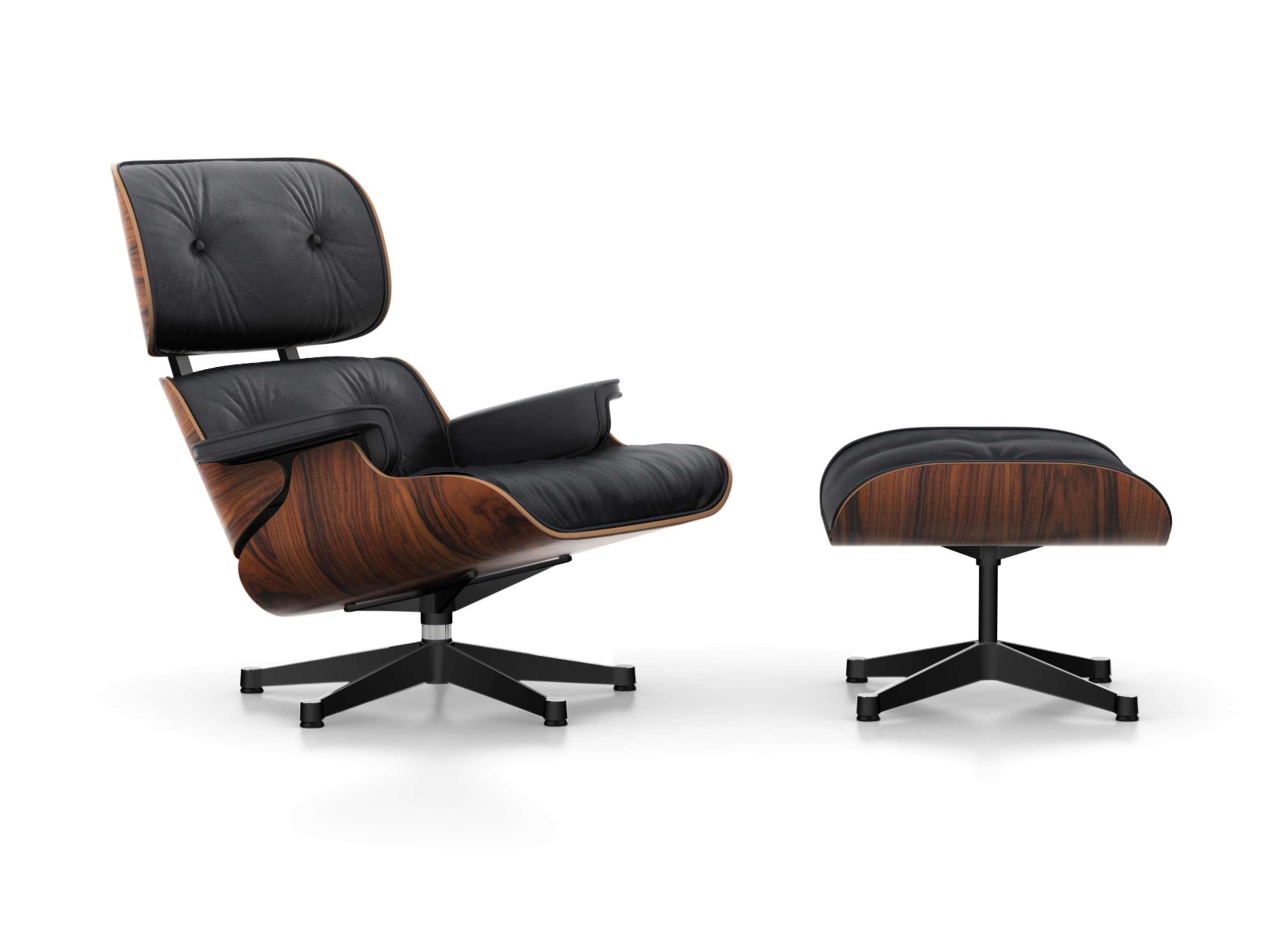 Eames Lounge Chair Und Ottoman