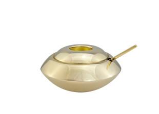 Form Zuckerschale mit Löffel