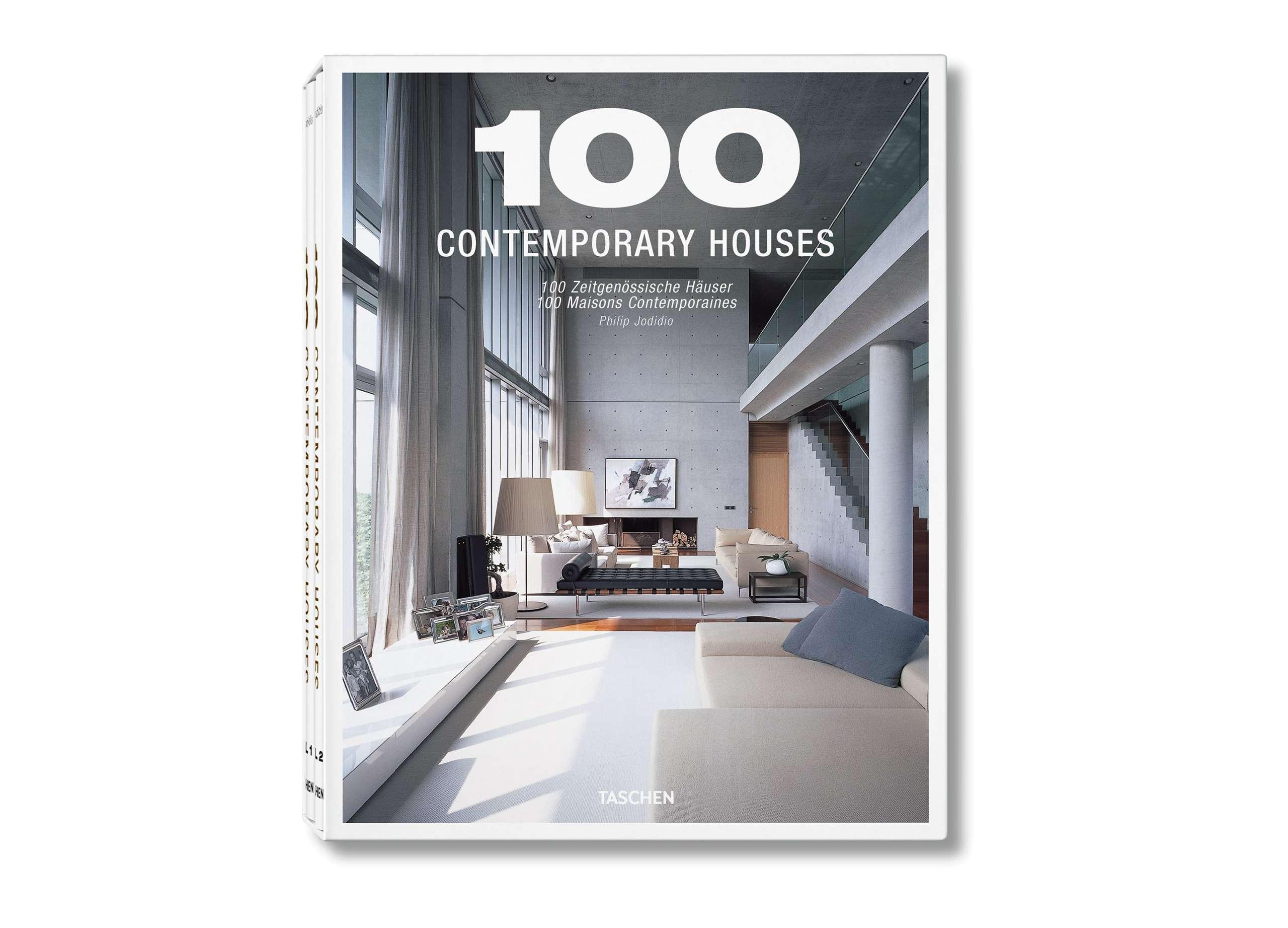 Taschen | 100 Zeitgenössische Häuser | The Qvest Shop
