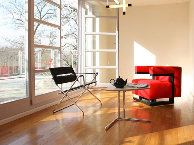 Tecta D4 Armlehnstuhl und F51 Sessel