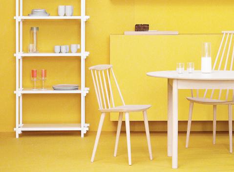 Das Ziel der Designmarke Hay ist es, das Möbeldesign der 50er und 60er Jahre neu zu beleben.