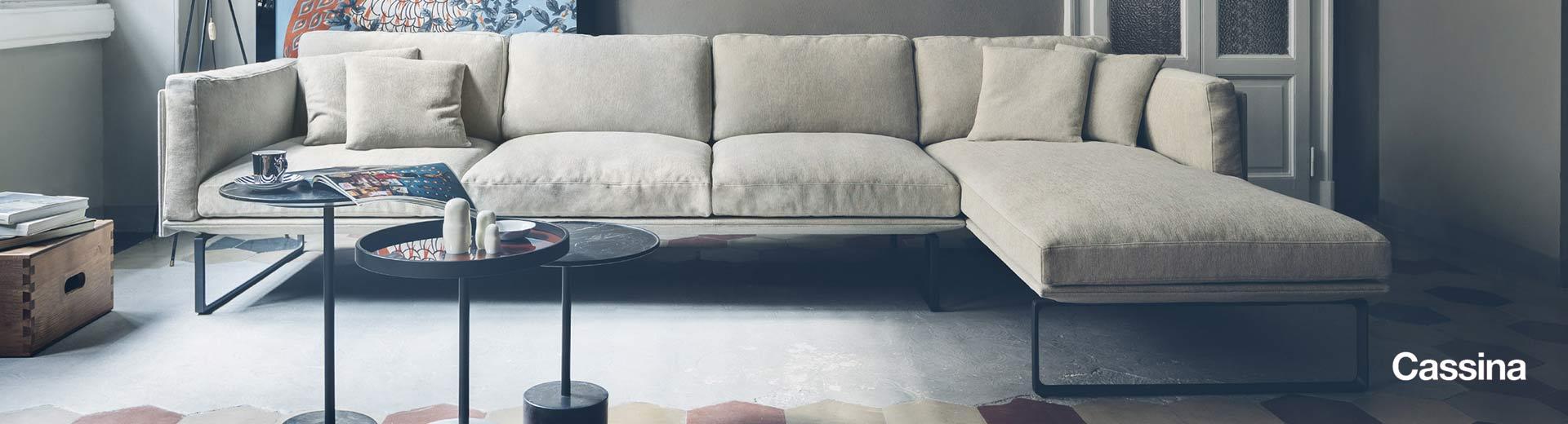 Design-Klassiker der Cassina Möbelkollektion: Stühle, Tische, Sessel und Regale von Cassina