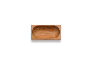 Meterware - Schale oval