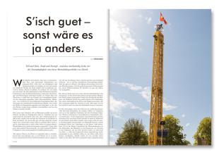 Qvest Metropolen Issue N°2 Zürich