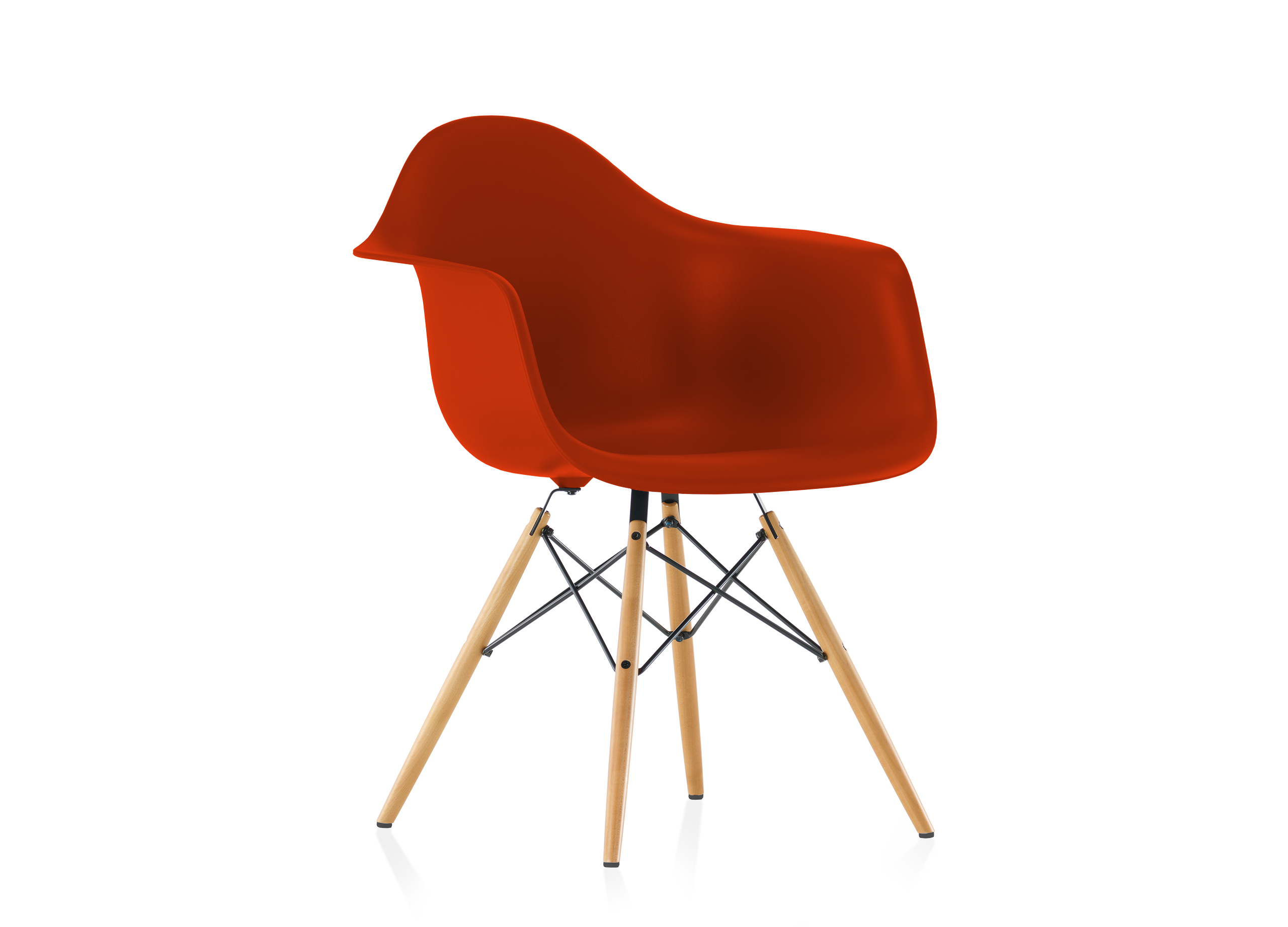 vitra daw eames plastic armchair the qvest shop. Black Bedroom Furniture Sets. Home Design Ideas
